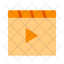 Videos Video Player Icon