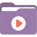 Video Movie Storage Icon