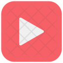 Videos Player App Icon