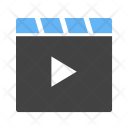 Videos Multimedia Player Icon