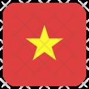 Vietnam Flag Icon