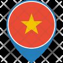 Vietnam Viet Nam Icon