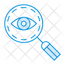 View Search Magnifier Icon