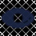 View Eye Visibility Icon