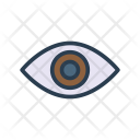 View Eye Look Icon
