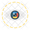 View Eye Creative Icon
