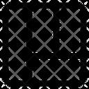 View Layout Sidebar Icon