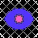 View Password Eye Icon