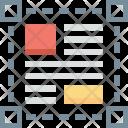 View Layout Theme Icon