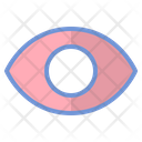 View Eye User Interface Icon