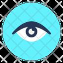 View Eye Eyelash Icon