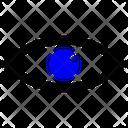 View Eye Icon Eye Symbol Icon Icon