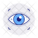 Eye Find View Icon
