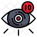 View Vision Notification Icon
