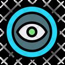 Approve Eye View Icon