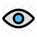 View Vision Visibility Icon