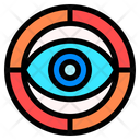 View Eye Find Icon