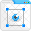 View Eye Vision Website View Icon