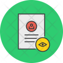 View Access Document Icon