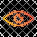View Eye Eyes Icon