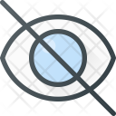 View Hide Interface Icon