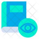 Book Text Book Look Icon