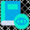View Book Icon