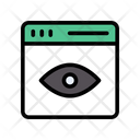View Webpage Private Icon