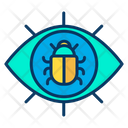 View Bug Virus Vie Malware Icon