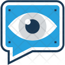 View Chat Vision Icon