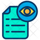 Document File Readonly Icon