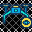 Drone Monitor Drone Camera Monitor Drone Icon