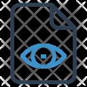 View File Sheet Icon