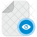 View Preview Doc Icon