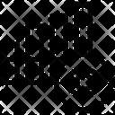 View Graph Icon