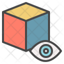 View Item Cube Icon