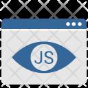 Js Technology Javascript Icon