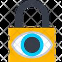 View Lock Icon