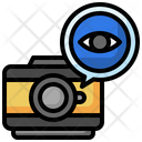View Photo Viewfinder Photography Icon