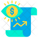 Profits Document Dollar Profits Dollar Icon