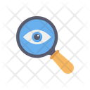 Magnifying Glass Zoom Search Icon