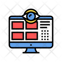 Security Computer Application Icon