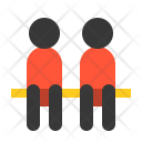 Spectator Viewer Soccer Icon