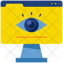 Views Visit Data Icon