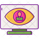 Views Eye Vision Icon