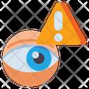 Vigilance Vigilant Precaution Icon