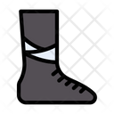 Foot Viking Leg Icon