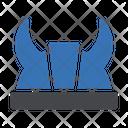 Viking Helmet Helmet Warrior Icon