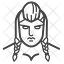 Viking Warrior Viking Warrior Icon