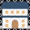 Villa Cottage Hut Icon